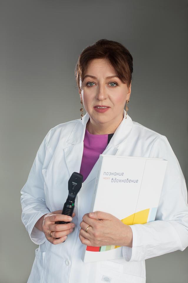 Лещенко Ирина Антоновна - врач-офтальмолог высшей категории, кандидат медицинских наук