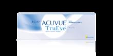 Контактные линзы 1-DAY ACUVUE ® TruEye ®