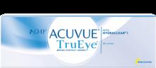 Однодневные контактные линзы 1-Day Acuvue® TruEye®