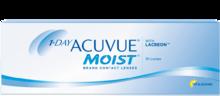 Однодневные контактные линзы 1-Day Acuvue® Moist (увлажненные)