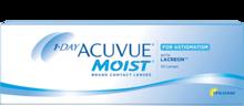 Контактные линзы 1-Day Acuvue Oasys® for Astigmatism - однодневные линзы для астигматизма
